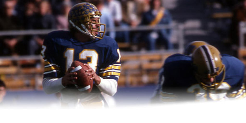 2dc31e3b3 Pitt Football. website header. Dan Marino Retired Jersey  13