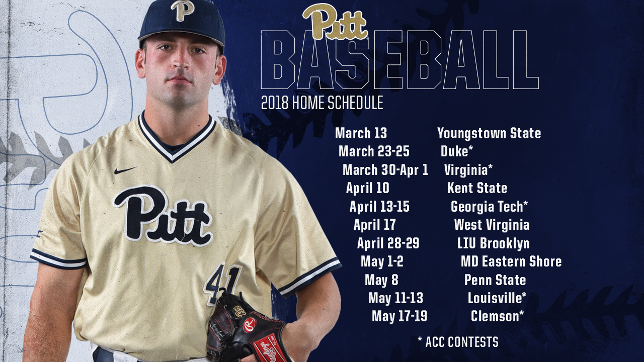 e9ccb3b9c093 Baseball Individual Game Tickets on Sale Now - Pitt Panthers  H2P