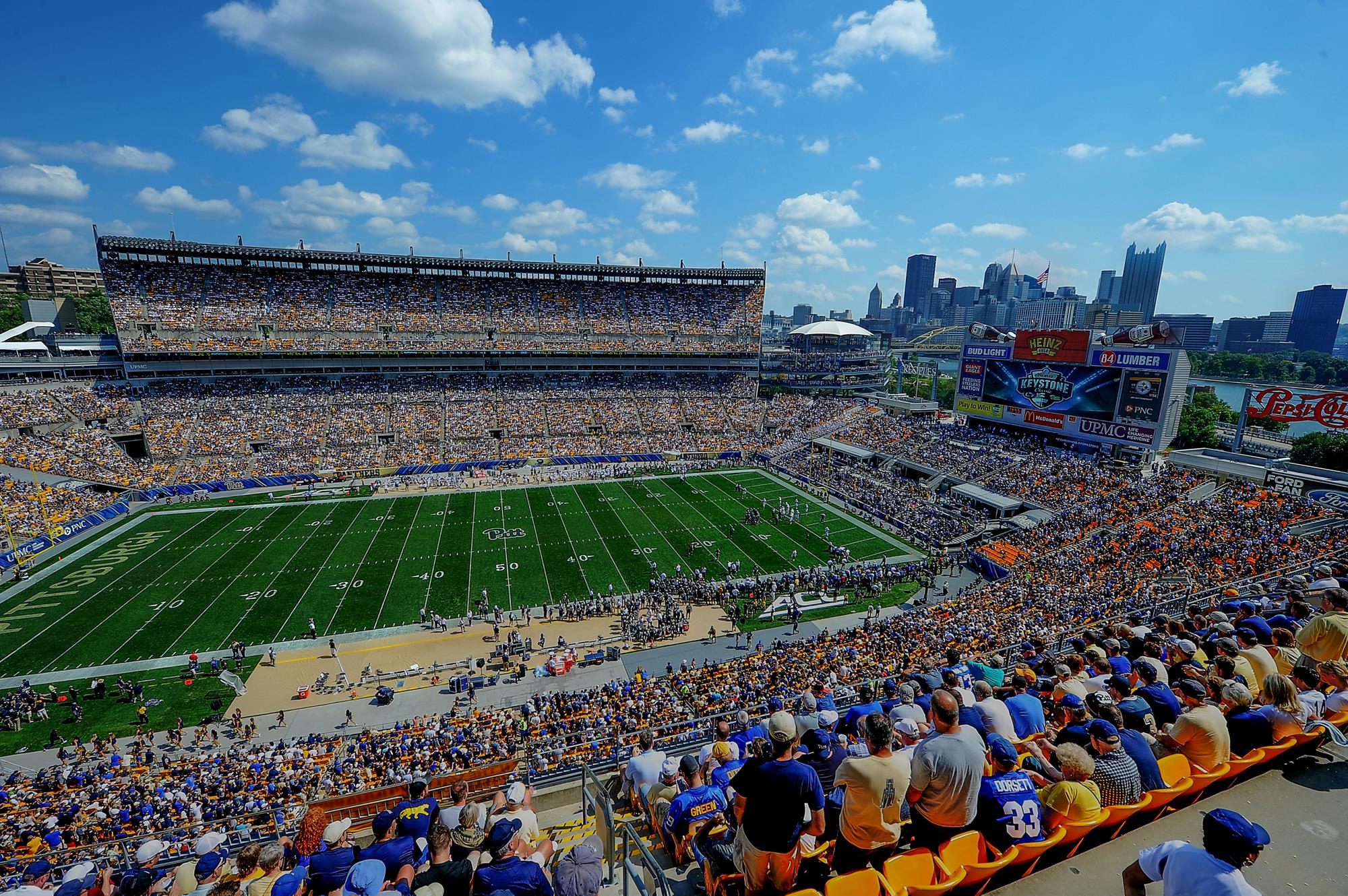 Pitt Football Gameday to Get a Boost from New Initiatives ... 610e36ae9