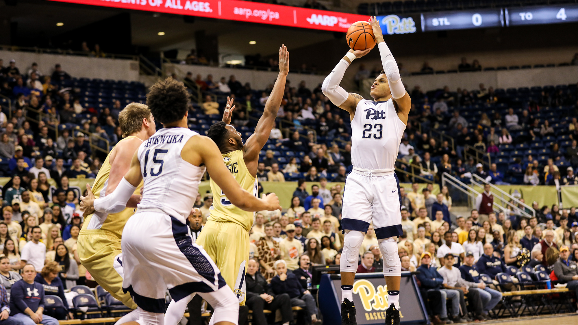 Pitt Hosts Boston College Tuesday At The Pete University Of