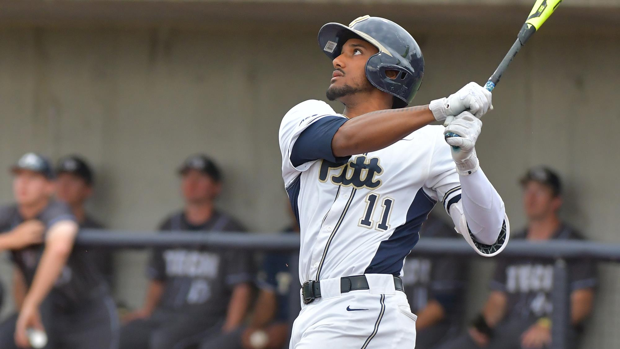Sabino Selected by St  Louis in MLB Draft - Pitt Panthers #H2P