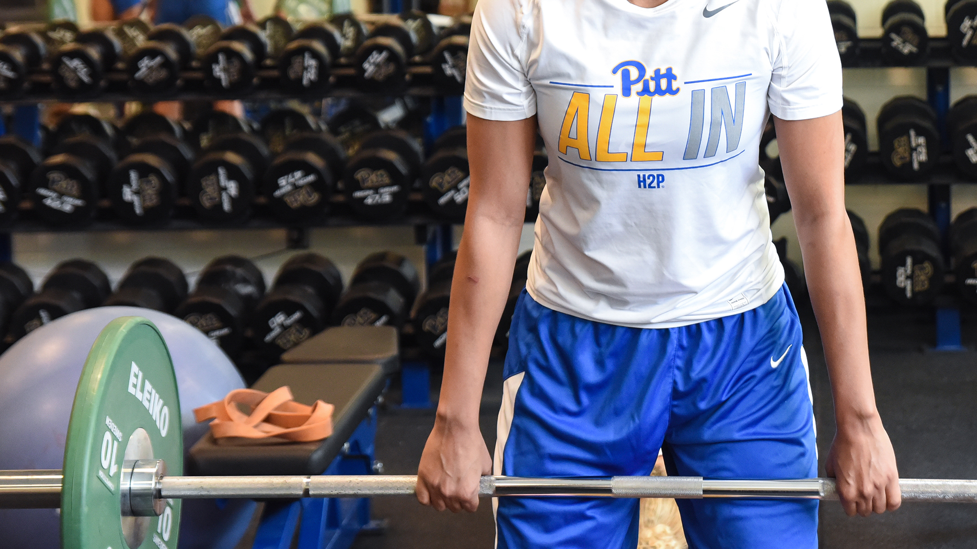 Vail Named Strength & Conditioning Coach for Pitt Women's Basketball