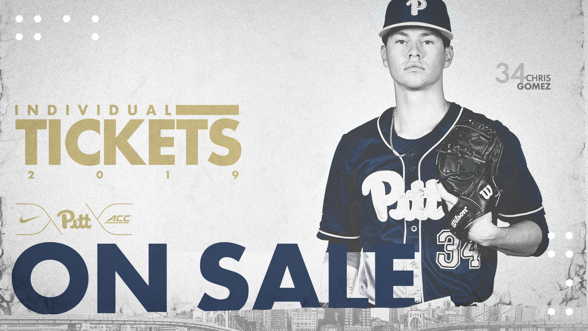 7791147a3651 Baseball Individual Game Tickets on Sale - Pitt Panthers  H2P